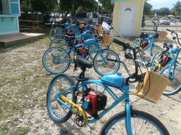 סיור אופניים בנסאו בהאמס