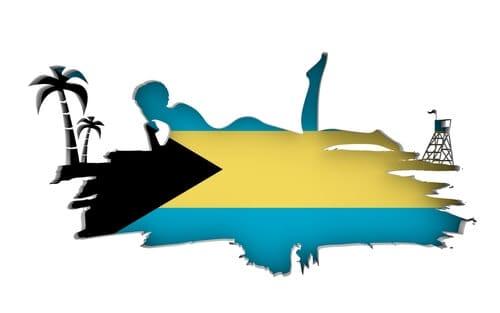 איי בהאמה דגל